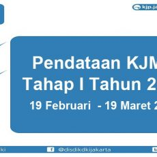Intruksi Kepala Dinas Pendidikan Provinsi DKI Jakarta Nomor 6 Tahun 2019