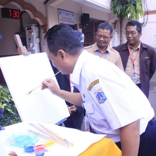 PAMERAN LUKISAN SMK (7)