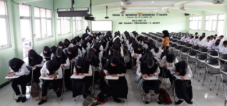 Seleksi Tes IJON dengan PT. AEON INDONESIA