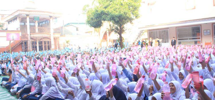 Masa Pengenalan Lingkungan Sekolah (MPLS) SMK Dinamika Pembangunan 1-2 Jakarta