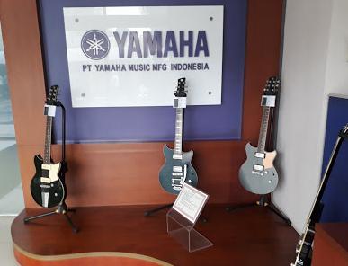 Pendaftaran PT. Yamaha Music Manufacturing Indonesia